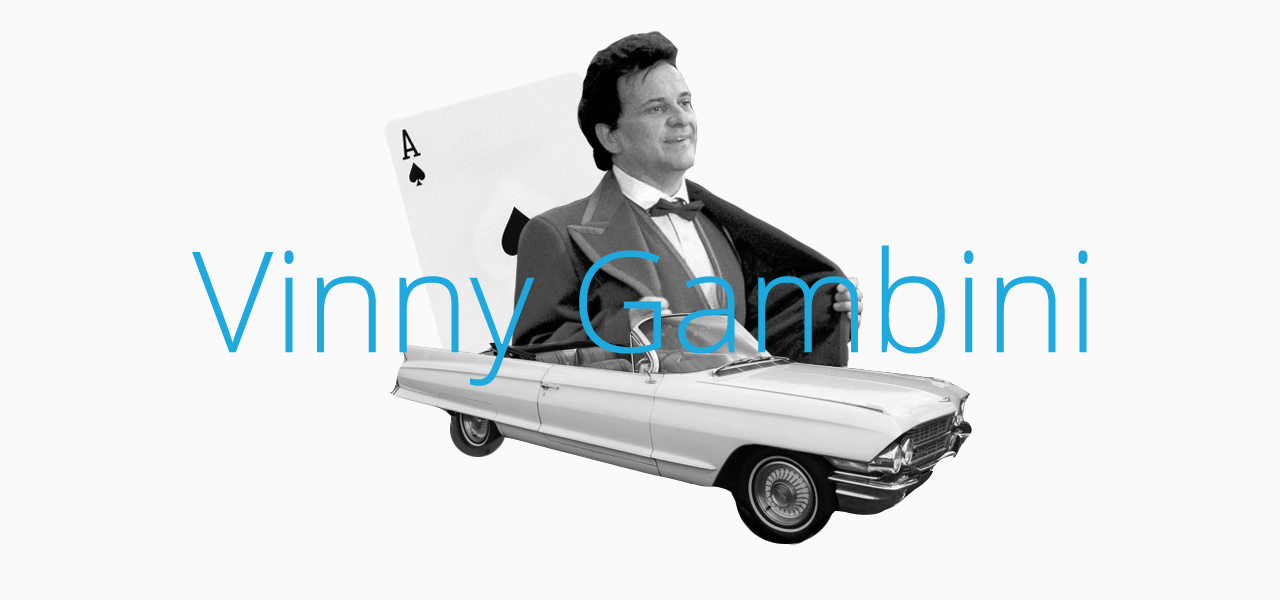 Vinny Gambini is one the the Best Movie Lawyers of All Time