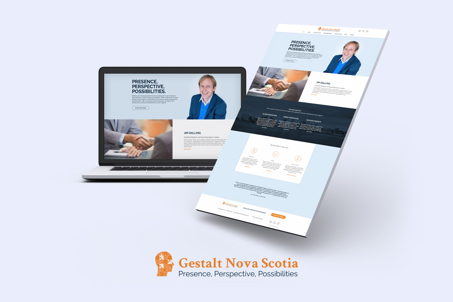 Lawyer Website designers in Nova Scotia