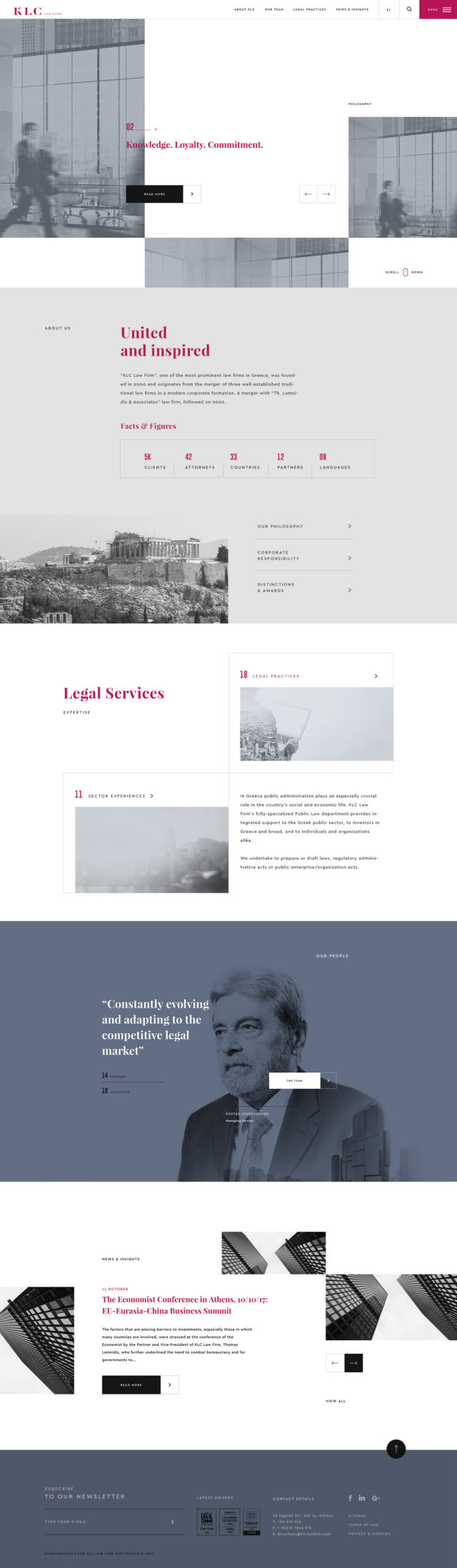 Are these the best lawyer website designs for 2018? - Beam Local