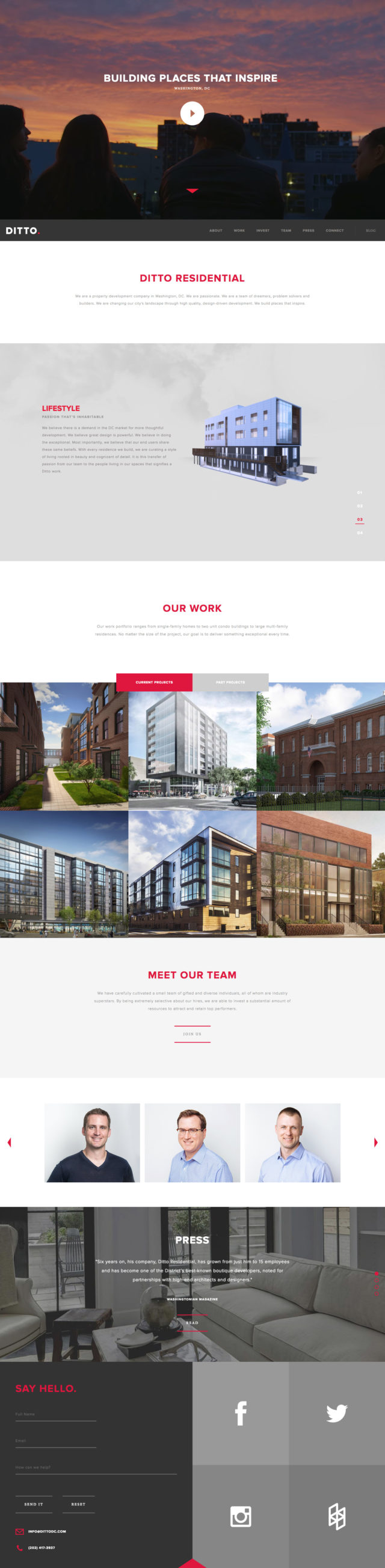Are these the best contractor website designs for 2018