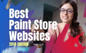 Best Paint Store Websites 2018