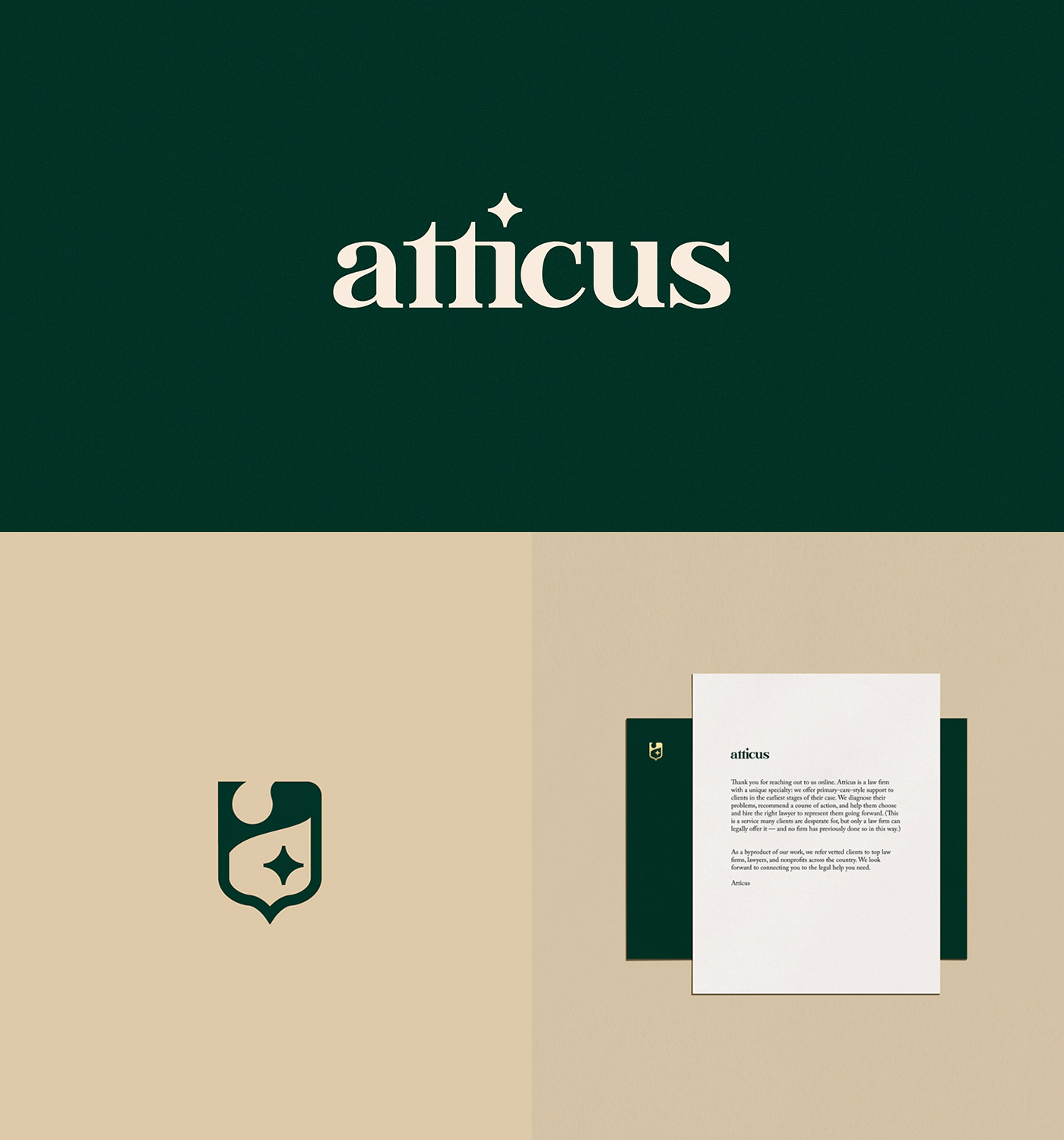 Atticus Designed by We Are Lazaris