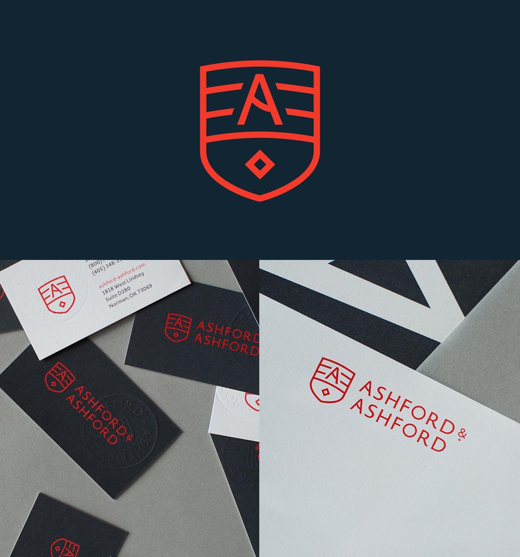 Ashford & Ashford Designed by Joel Schierloh